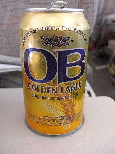 【韓国】『OBゴールデンラガー』に苛性ソーダ混入、110万本回収