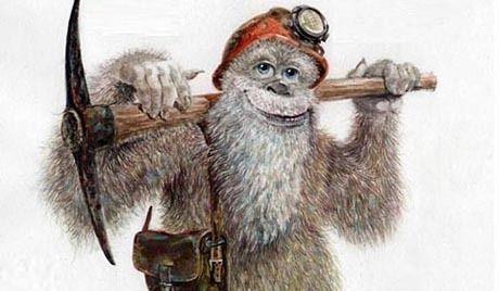 【海外】カナダで森林浴中の夫婦、毛むくじゃらの怪物を撮影…「雪男」か?(動画あり)
