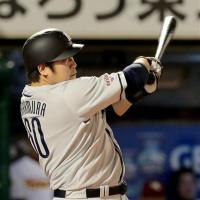 中村剛也 規定打席到達5回 本塁打王5回