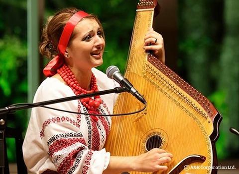 カテリーナ「ウクライナの歌姫」3