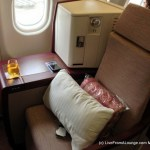 Jet Airways' Business Class aboard their A330-300
