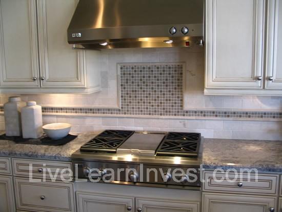 granite countertops kitchen tile backsplashes live learn small tile backsplash kitchen home design ideas