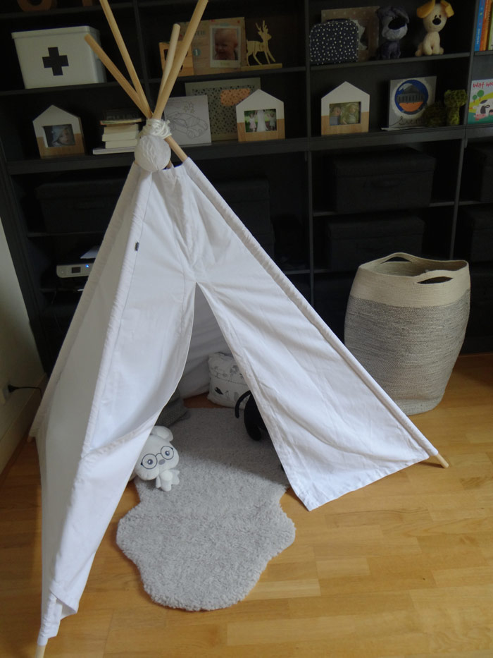 Tipi Tent Woonkamer Tipi Als Speeltent - Livelovehome