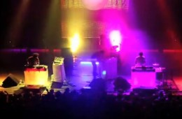 animal collective live in oakland