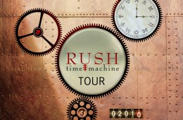 rush time machine tour 2010