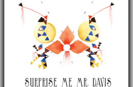surprise me mr. davis new ep cover that man eats morning for breakfast