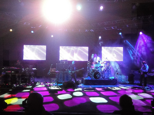 disco biscuits full band at bisco inferno 4