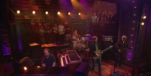 phish on jimmy fallon
