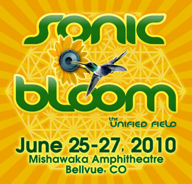 sonic bloom 2010 logo
