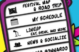 bonnaroo iphone app