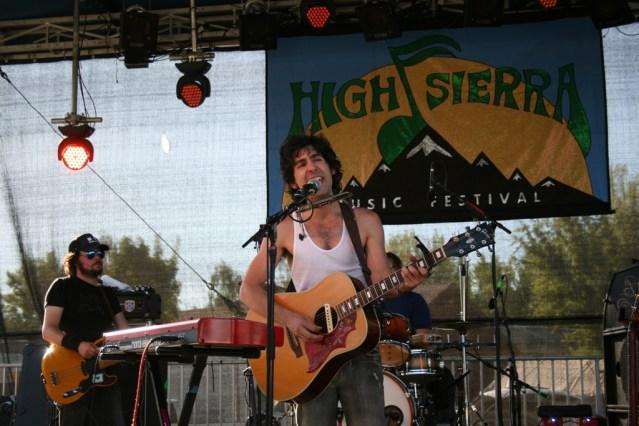 Blitzen Trapper @ High Sierra 2010