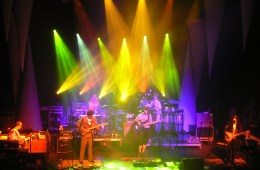umphrey's mcgee at the warfield, halloween '08 san francisco