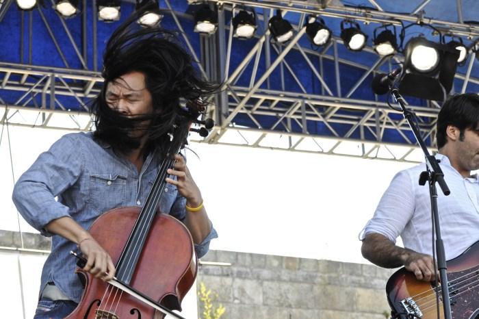 Avett Brothers @ Newport Folk 2010