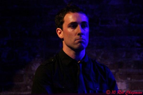 Wil Blades @ Brooklyn Bowl, 9/23/10