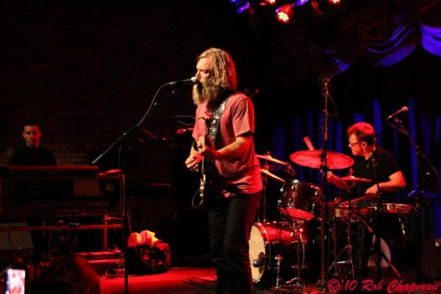 Stanton Moore Trio with Anders Osborn @ Brooklyn Bowl, 9/23/10