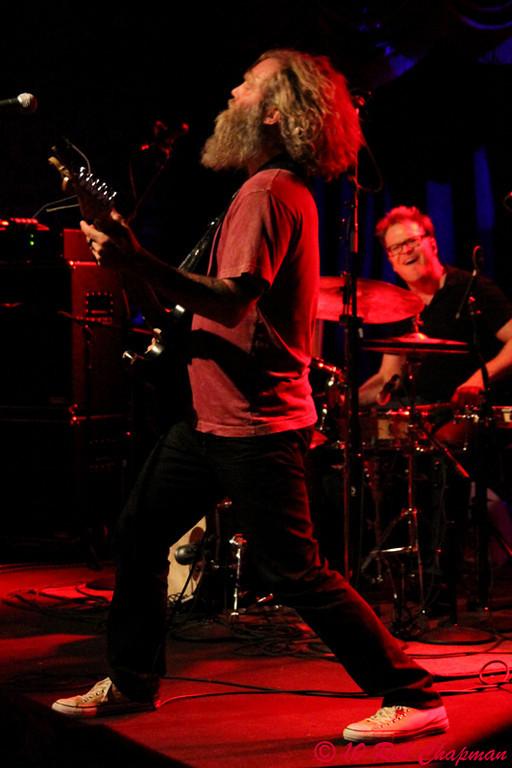Stanton Moore Trio with Anders Osborn @ Brooklyn Bowl, 9/23/10