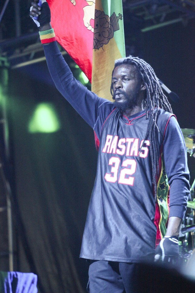 "Nas & Damian ""Jr. Gong"" Marley @ North Coast Music Fest"