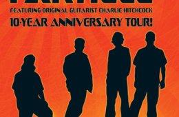 particle tour poster