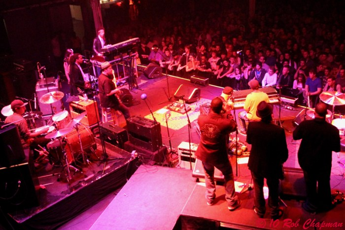 The Royal Family Ball with Soulive @ Terminal 5, NYC 10/2/10