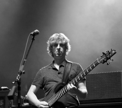 Phish @ Verizon Wireless Arena, Manchester, NH 10/26/10 | Photo by Adam Marcinek