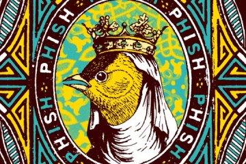 phish atlantic city poster 1