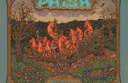 phish providence poster
