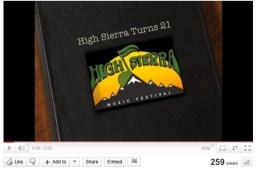 high sierra 2011 lineup