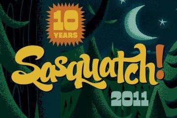 sasquatch 2011
