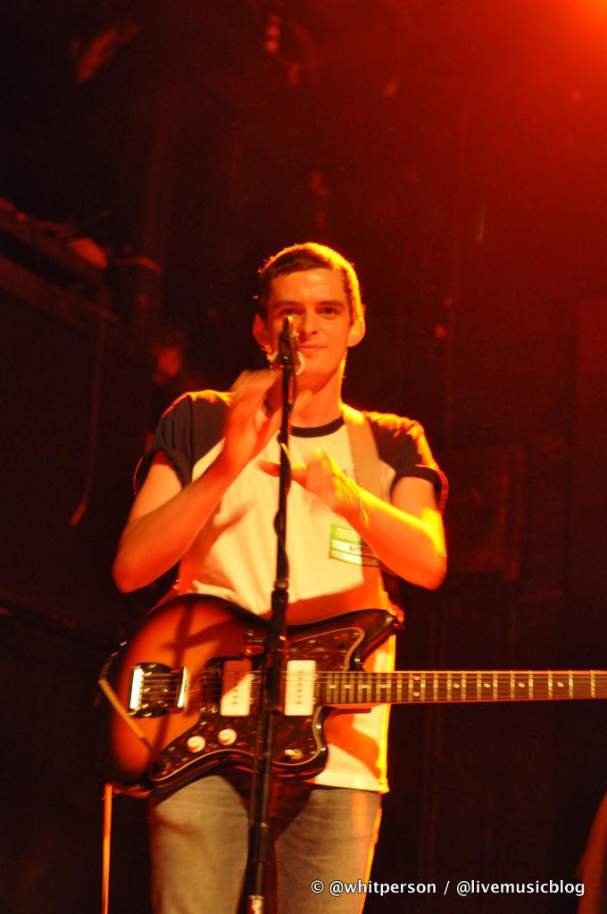 White Denim @ Bowery Ballroo, 6.25.11 2011-06-25 012