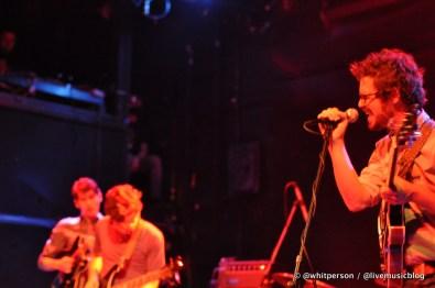 White Denim @ Bowery Ballroo, 6.25.11 2011-06-25 043