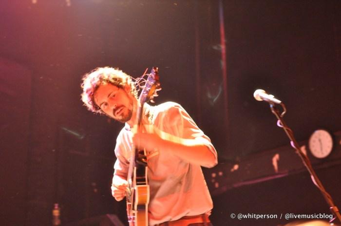 White Denim @ Bowery Ballroo, 6.25.11 2011-06-25 270