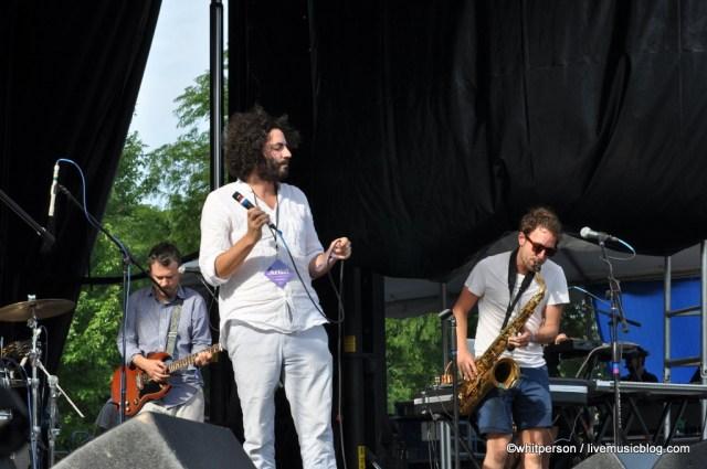 Destroyer @ Pitchfork Music Festival 2011