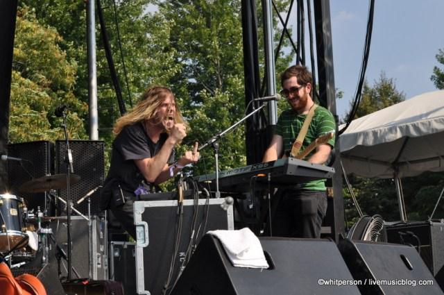 Ariel Pink's Graffiti Band @ Pitchfork Music Festival 2011