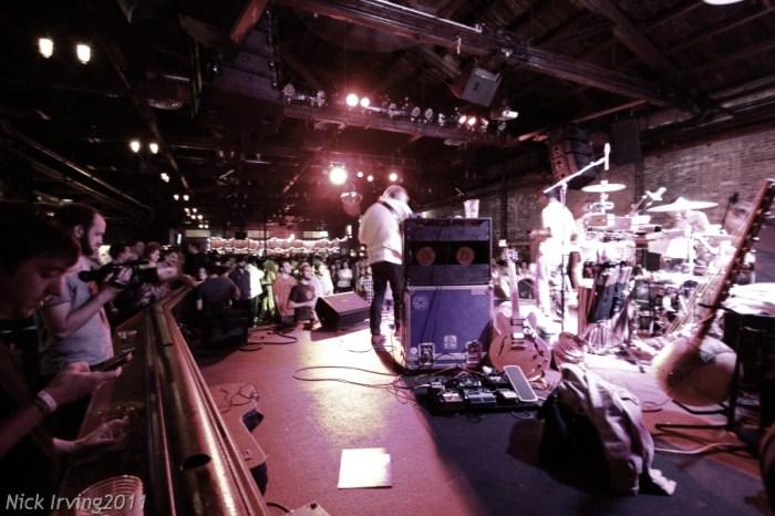 Janka Nabay and the Bubu Gang @ Brooklyn Bowl, 8/19/11 (early show)