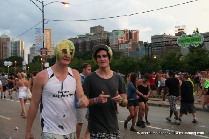 Lollapalooza Day 3 Crowd-46