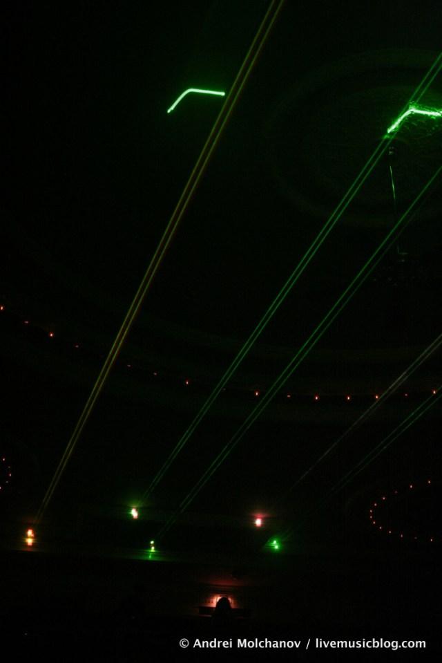 Lights @ Logan Square Auditorium, Chicago 8/6/11