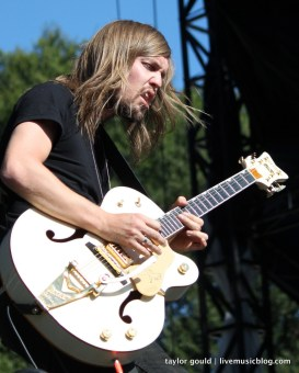 Band of Skulls @ Music Midtown, Atlanta 9/24/11