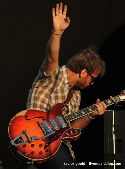 The Black Keys @ Music Midtown, Atlanta 9/24/11