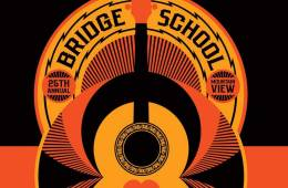 bridge school 25th anniversary art