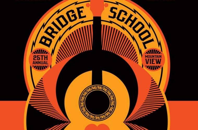 bridge school 25th anniversary art