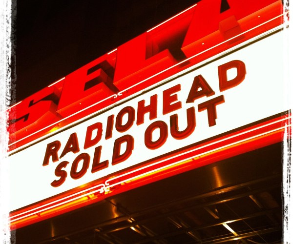 radiohead roseland sold out travisteff