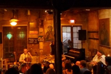 ben sollee preservation hall