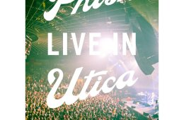 phish live in utica dvd