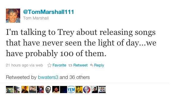tom tweets 1