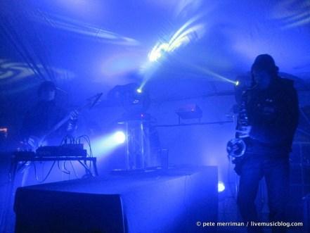 Skerik & Freekbass in the Silent Disco