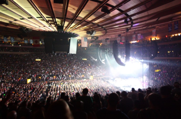 phish at msg 12/28/11