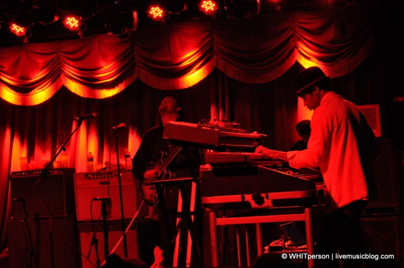 Soulive @ Brooklyn Bowl, 3.1.12 (16)