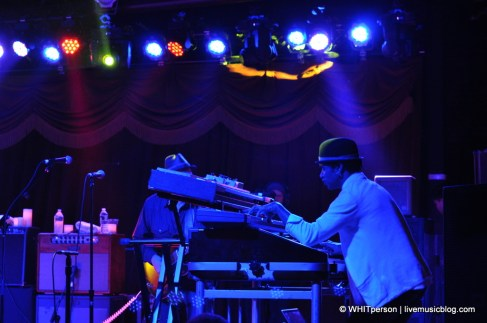 Soulive @ Brooklyn Bowl, 3.1.12 (6)