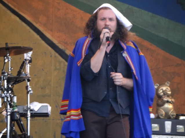 my morning jacket at jazz fest