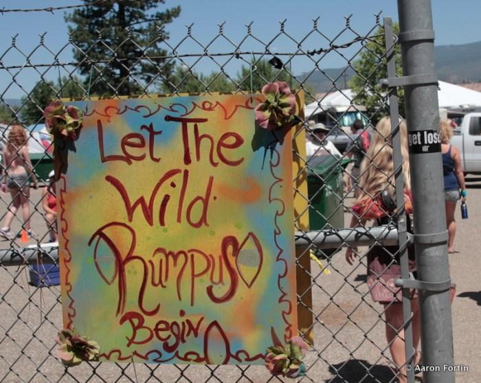 Let the Wild Rumpus Begin, HSMF Art, 2012